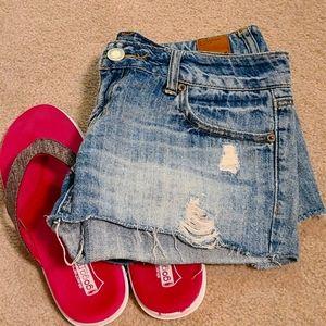 🏖 Jean Shorts 🏖